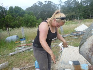 Carly concreting